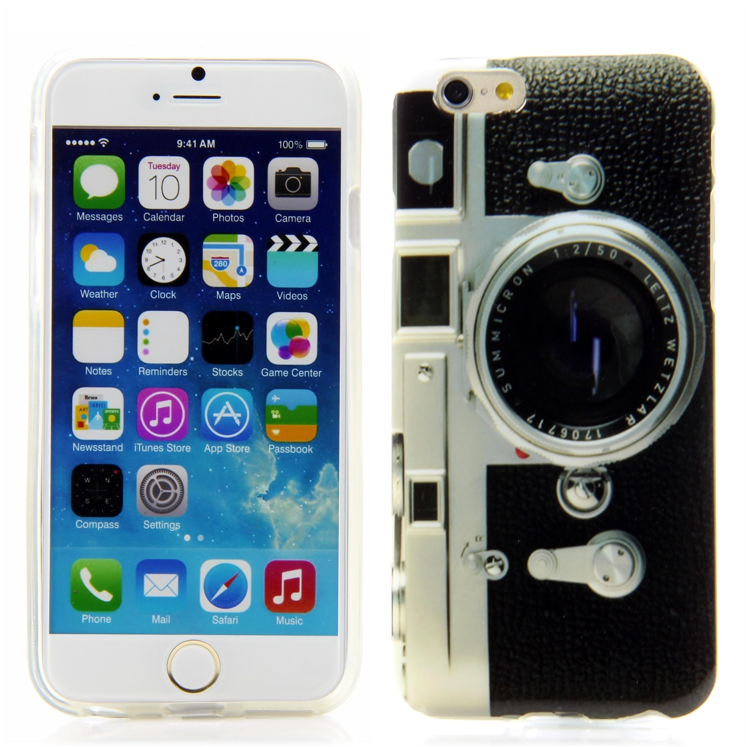 apple iphone 4 5 6 7 handy schutz h lle etui case cover design motiv folie ebay. Black Bedroom Furniture Sets. Home Design Ideas
