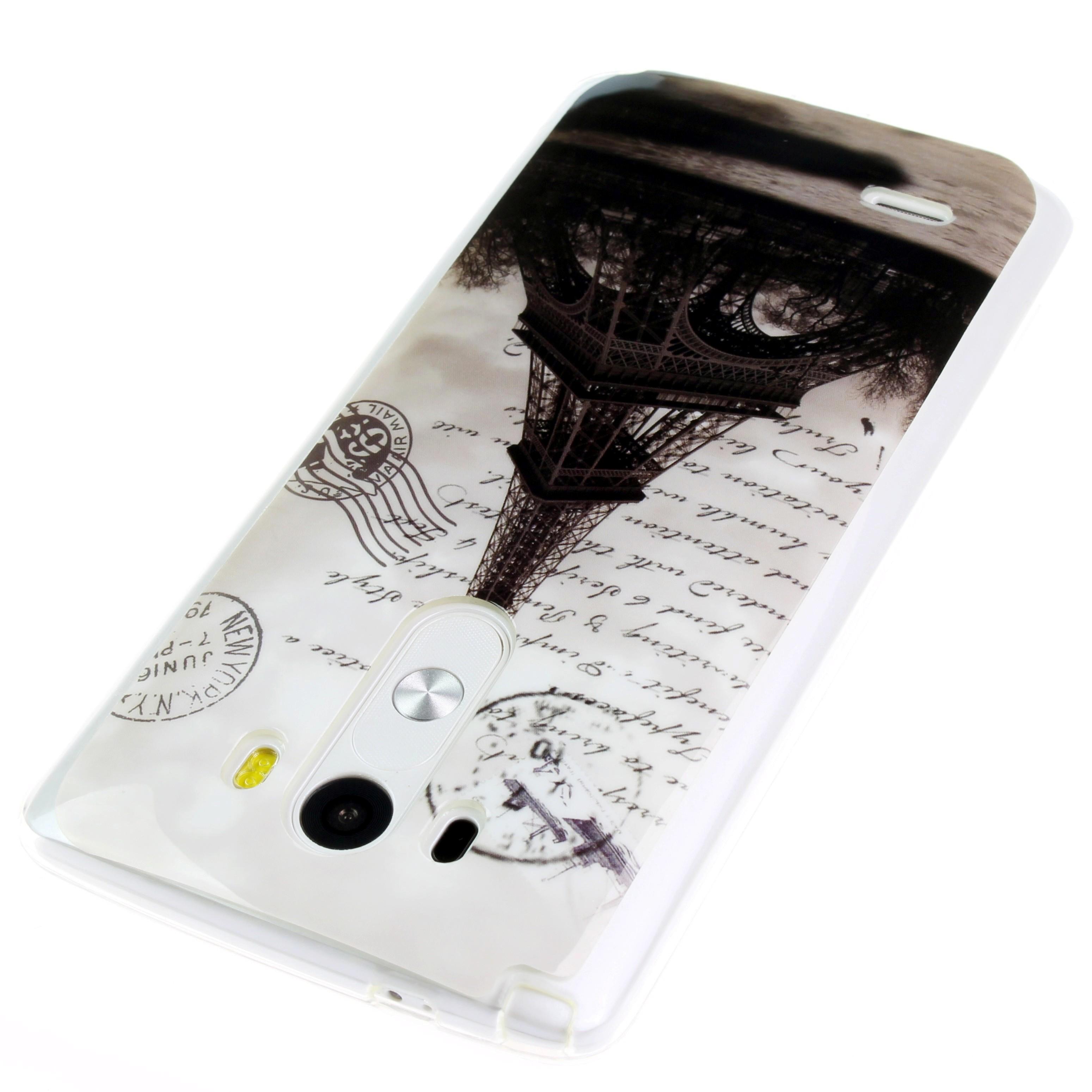lg handy schutz h lle etui case cover motiv aus silikon folie ebay. Black Bedroom Furniture Sets. Home Design Ideas